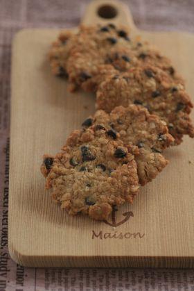 オートミール クッキー